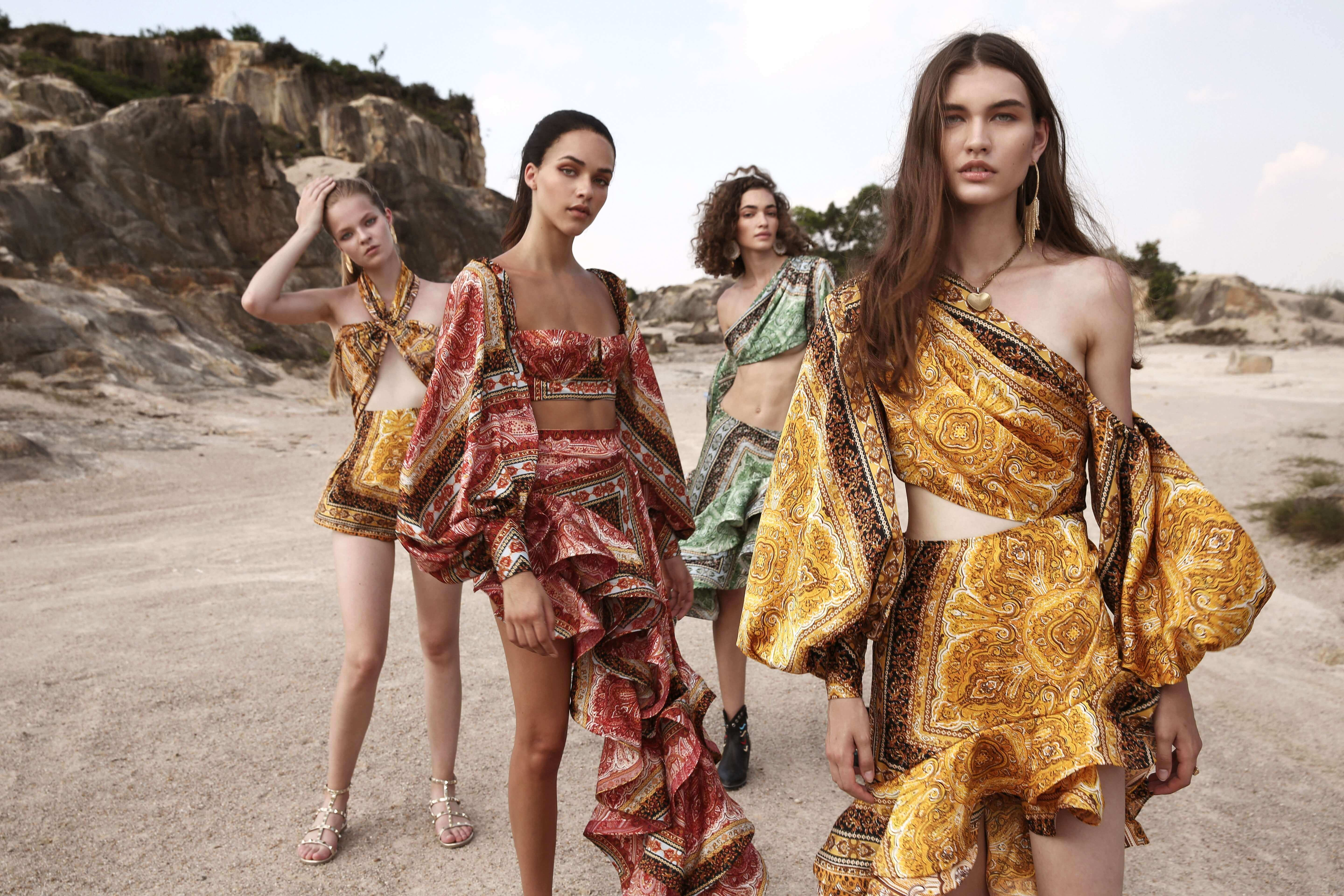 Bronx And Banco Summer 2020 Collection Womens Designer Clothing NYFW