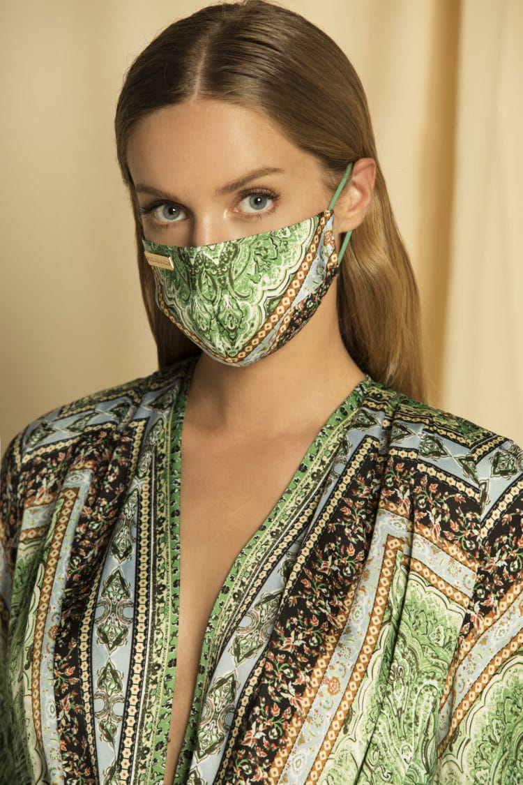 Face Mask Green