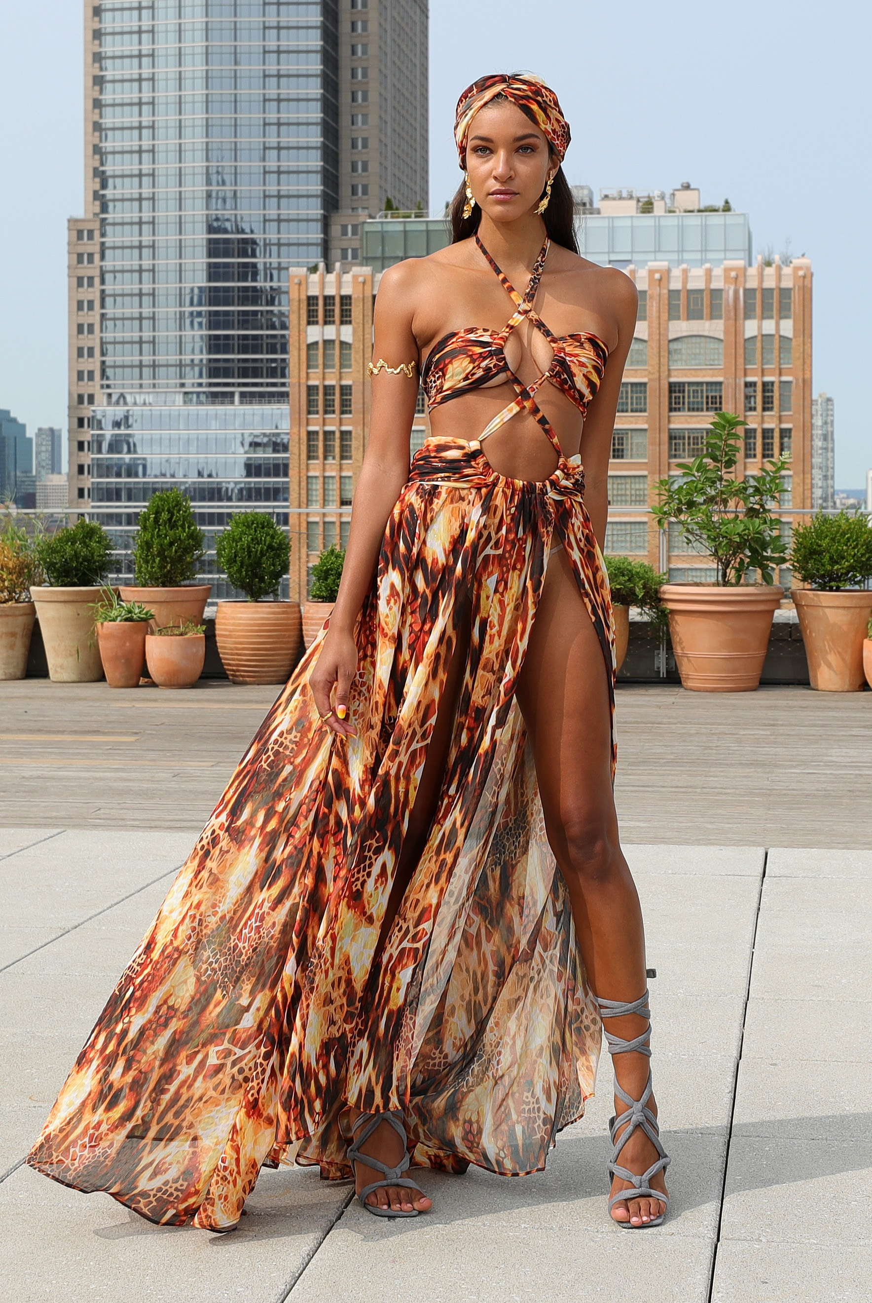Fire Gown