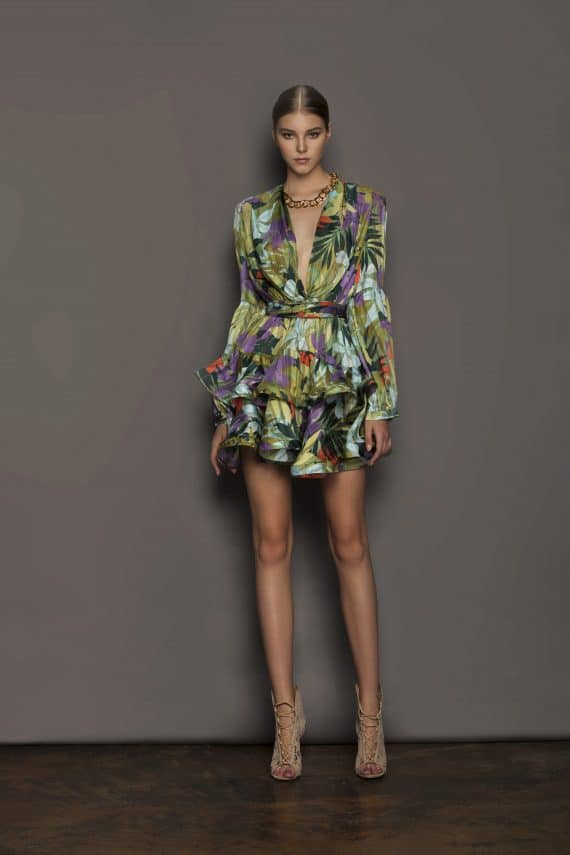 Tropics mini dress Resort Dresses