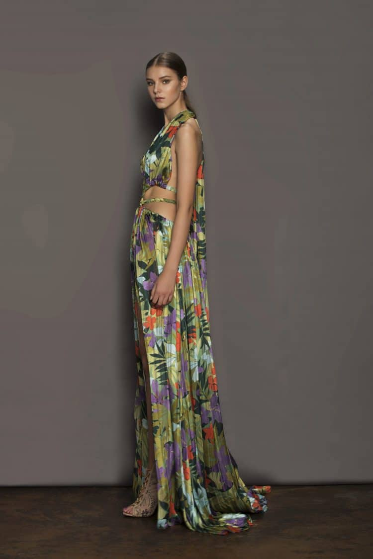 Tropics Maxi dress Resort Dresses