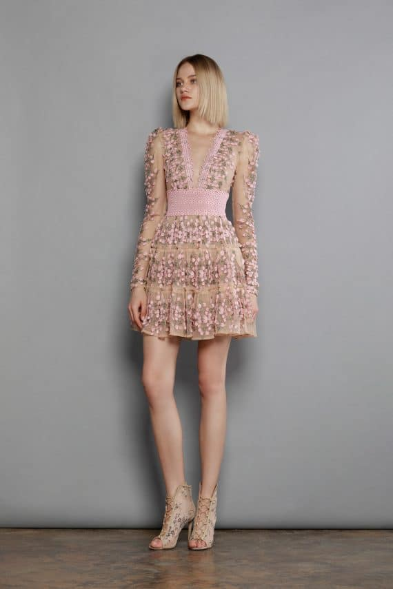 Megan Rose Mini Dress Spring Dresses