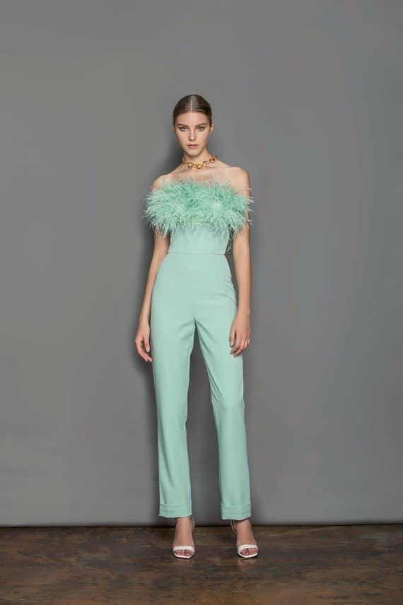 Lola Mint Jumpsuit Spring Dresses