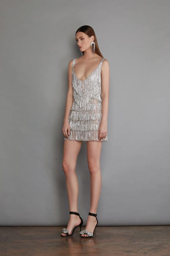 Noel Diamond Mini Dress