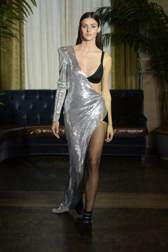 Disco Gown